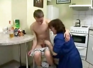 Russian making love mummy varlet sexy