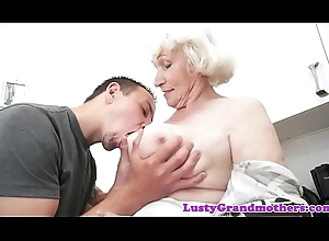 Euro grandmothers hairypussy drilled