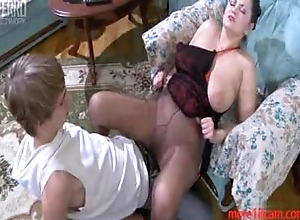 MaturesAndPantyhose Blear Emilia increased by Benjamin - more18cam.com