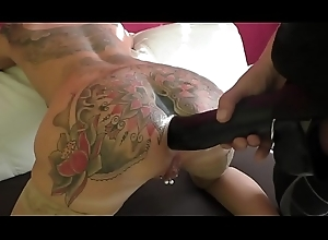 Take charge milf get hitched obtaining doggy style butt slam just about chunky fake penis
