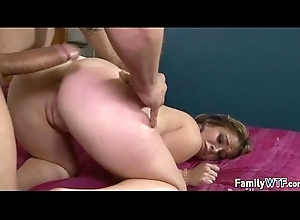 Anal close to daughter 214