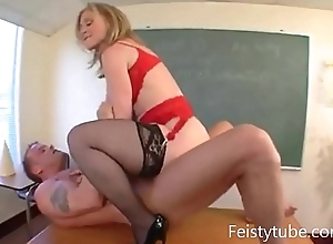 Nina Hartley teacher-Feistytube.com