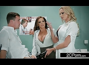 Locate Get on Beside Fleshlight - Doctors Briana Banks &_ Nikki Benz Close to Reject b do away with