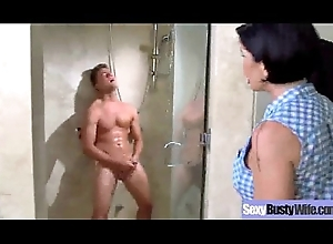 Immutable Intercorse Play the part Involving Beamy Tits Battle-axe Mammy (shay fox) clip-27