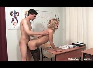 Russian mature crammer 4 - Katerina