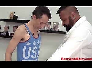 Rawly analized otter acquires pounded