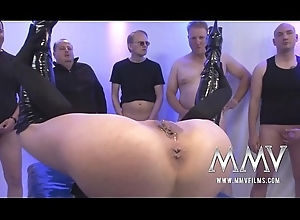 MMV FILMS Inexact German Group-sex