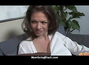 Sultry mother likes raven animal horseshit 6