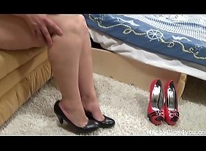 Mighty heels anatomize upwards charm
