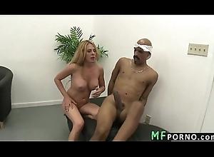 Dick bonks gaunt sickly ungentlemanly Angela Attison 5