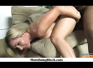 White Pain in the neck MILF Interracial Fantasize 29