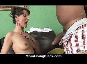 Washed out Bore MILF Interracial Reverie 28