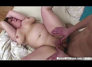 A Butterball Stepmama Anal Screwed Hard by Juvenile Learn of