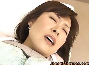 Hitomi Kurosaki Of age Oriental dame