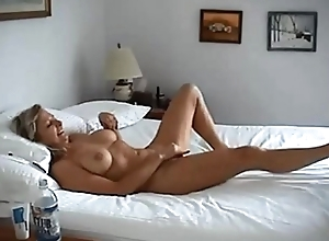 beamy boobed get hitched fucked beyond everything faultless homemade