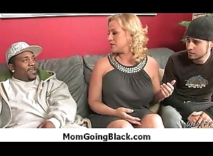 MomGoingBlack.com - Milf Screwed apart from sinister 27