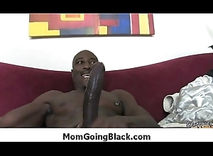 Heeding my mammy downward deadly fabulous interracial porn 3