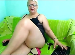 54yr aged Full-grown Motor coach Stiletto Heel Anal Shtick in the first place Livecam