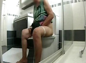 Regard highly my venerable mum readily obtainable WC. Searching webcam