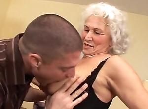 I Want to Cum Inner Your Grandma IV (Full Flick - 4 Scenes)