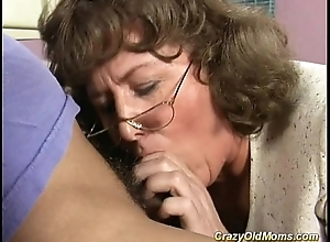 my X-rated horny old woman